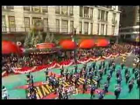 Baltimore Marching Ravens - Macy
