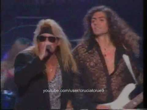Vince Neil - You're Invited (But Your Friend Can't Come) Live