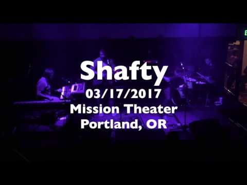 Shafty 3/17/2017 @ Mission Theater