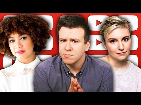 "Thumbnail: Why Feminists Are Disowning Lena Dunham Now and The Roy Moore Tax Reform ""Problem"""