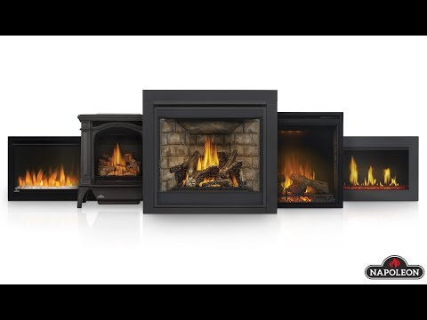 Napoleon Hearth All Products 2019 Video Loop
