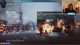 Battlefield 4 Launch Warfare Livestream w/Syndicate!