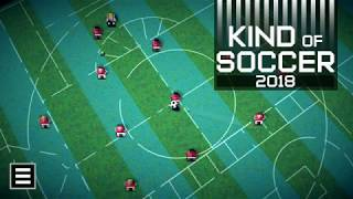 Kind of Soccer 2018 Gameplay | Android Arcade Game