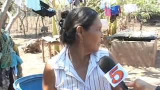 Escaces de Agua en el Barrio Santa Rosa