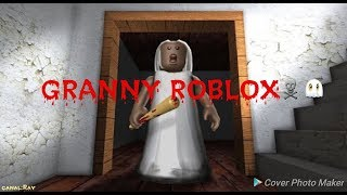 ROBLOX(MAPA DA GRANNY!)