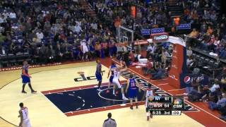 Marcin Gortat vs New York Knicks | 16 points, 17 rebounds | 23.11.2013