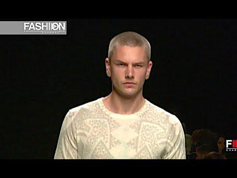 JOHN RICHMOND Spring Summer 2013 Menswear Milan - Fashion Channel