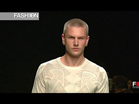 JOHN RICHMOND Spring Summer 2013 Menswear Milan - Fashion Channel