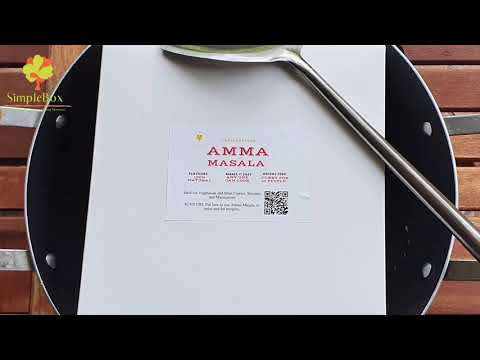 DIY Amma Masala chicken curry