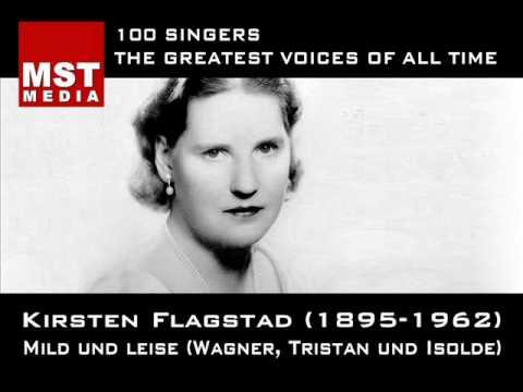 100 Greatest Singers: KIRSTEN FLAGSTAD