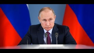 Wladimir Putin Erst unbedeutender KGBAgent jetzt Präsident von Russland