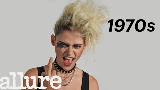 100 Years of Punk, Goth, and Vamp Beauty | Allure