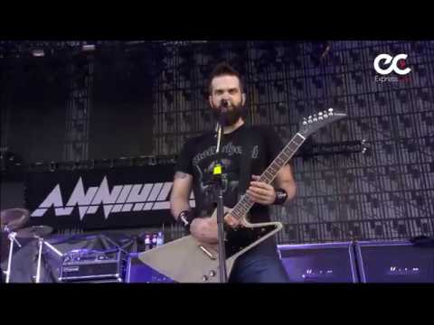 Annihilator - Live Hell and Heaven 2014 (Full Show) HD