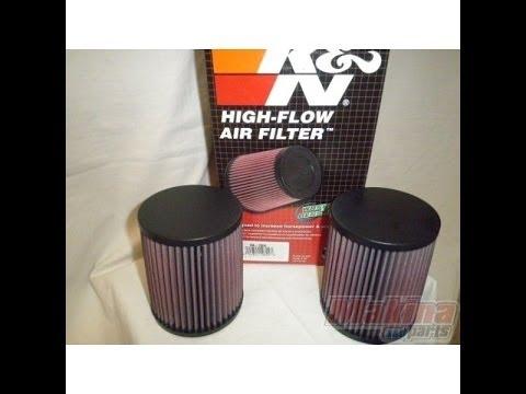 K/&N Air Filter For Honda 2008 CBR1000RR-8 Fireblade