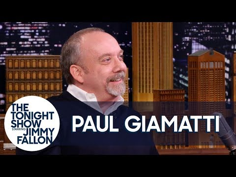 Paul Giamatti Hates Your Bad Impressions of Him