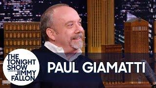 Paul Giamatti Hates Your Bad Impressions of Him
