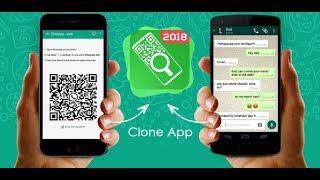 Clone Appweb : 1 WhatsApp account on 2 Devices