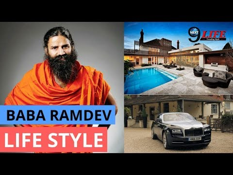 Baba Ramdev Luxurious Lifestyle, Cars, Houses and Net Worth
