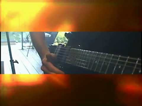 Roland VG-88 Ibanez IMG2010 and BX-13-V3 Guitar Synthesizer Converter Demo Virtual Whammy Bar