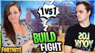 1vs1 Chi è il MIGLIORE? Build Battle ASSURDA su FORTNITE ! Parco giochi