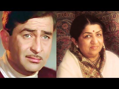 Gaurav's Diary - Raj Kapoor convinced Lata Mangeshkar to sing a Song