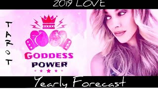 Aquarius Love 2019 ~ Weird soulmate connection with someone