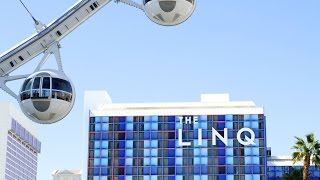 HOW to be a HIGH ROLLER at The LINQ Hotel Las Vegas (Ep.24)