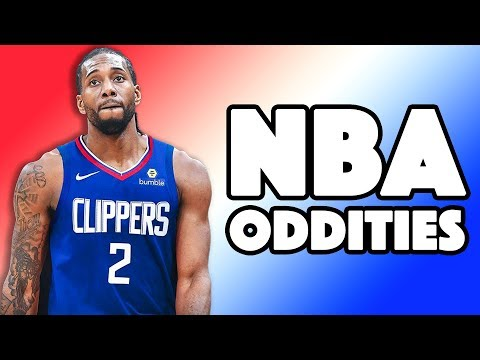 NBA | Oddities and Random Moments 3