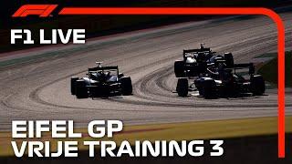 F1 LIVE: 2020 Eifel Grand Prix - FP3 | Nederlands Commentaar