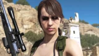 Metal Gear Solid V: The Phantom Pain E3 2013 трейлер на русском