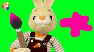 Harry el Conejito Aprende Colores para Niños | Aprende Colores con Juguetes y Mas | BabyFirst
