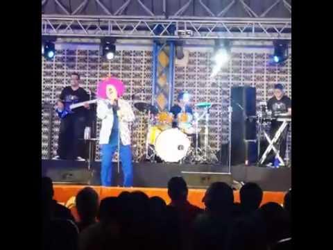 Platanito Show en el Salvador