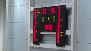 9 november 2019 Rowic MSE2 vs Rivertrotters MSE2 86-75 3rd period