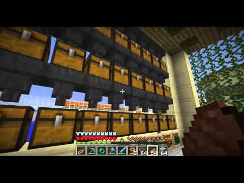 """Minecraft: The Ultimate Base- Episode 39 """"Fixer Uper"""""""