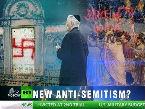 CrossTalk: Who Hates Jews (ft. Norman Finkelstein)