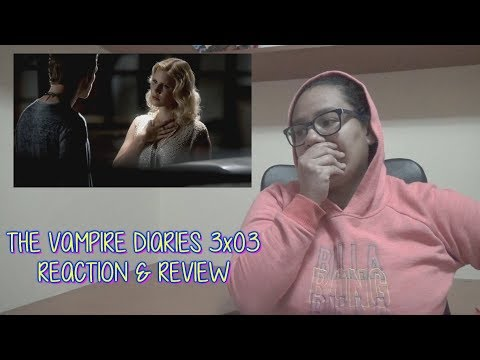 "The Vampire Diaries 3x03 REACTION & REVIEW ""The End of the Affair"" S03E03 