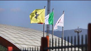F1 al Mugello per il Tuscan GP: le immagini del pre-gara e le voci dei tifosi