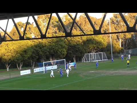 HIGHLIGHTS I Box Hill United v Sunshine George Cross FC I 2017 Playstation NPL2 I Round 19