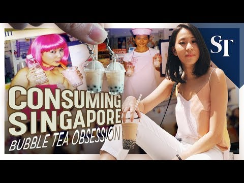 Consuming Singapore: The obsession with bubble tea | The Straits Times