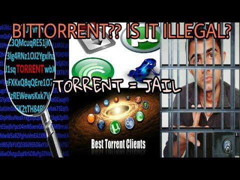 [Hindi] What is Bittorrent? Is it illegal?...