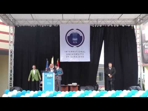 IUS 2013 Graduation Ceremony