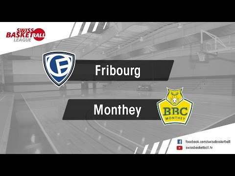 AM_IN_D1: Fribourg vs Monthey