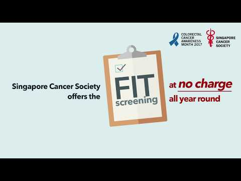 Colorectal Cancer Campaign TVC