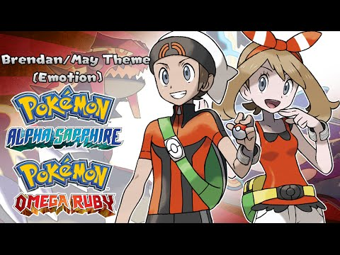 Pokemon Omega Ruby/Alpha Sapphire - Brendan/May Theme ...