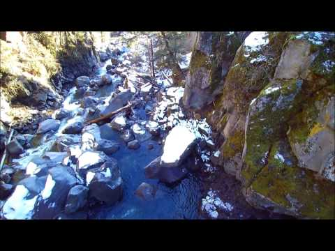 Rogue River in Prospect OR