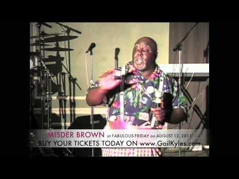 FAB NOV18 2011 Misder Brown COMEDY