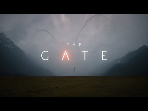 THE GATE // AWARD WINNING COSMIC HORROR // TRAILER // #AGeditchallenge