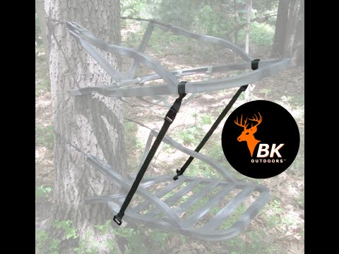 Climbing Treestand Stabilizer Straps Review Bk Outdoors