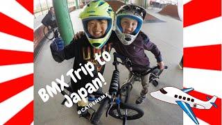 BMX bike trip to JAPAN!!!