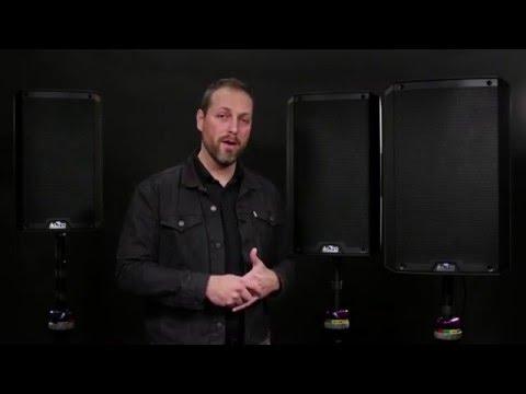Alto Professional Truesonic TS2 Series Powered Loud Speakers